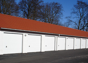 Radgarage ISO 20, 12 st Staffanstorp