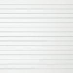 Smal panel c:a 12 cm mellan rillorna. Kan väljas till ISO 45 och ISO