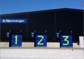 Thermo 45, Bilprovningen i Luleå